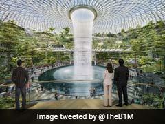 ये है दुनिया का सर्वश्रेष्ठ एयरपोर्ट:  छत पर स्वीमिंग पूल से लेकर फिल्म थिएटर और शॉपिंग मॉल हैं मौजूद