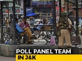 Video : Election Commission Team Visits J&K To Review 2019 Poll Preparedness