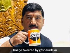BJP ने 'जूता चलाने' वाले शरद त्रिपाठी का काटा टिकट, संतकबीर नगर से ये होंगे उम्मीदवार, देखें पूरी LIST