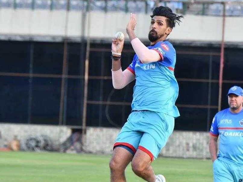 "IPL 2020: Ishant Sharma May Miss ""A Game Or Two"" For Delhi Capitals, Says Report"