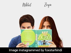 Dulquer Salmaan And Sonam Kapoor's <I>The Zoya Factor</I> Gets A Release Date. Details Here