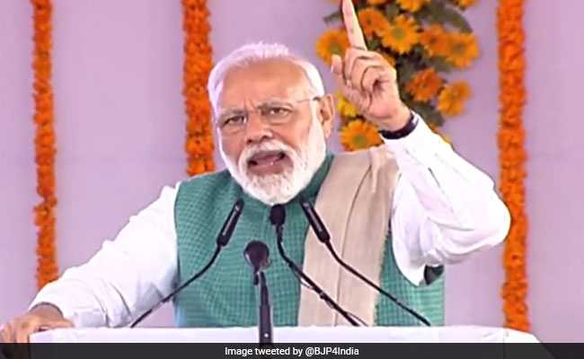 PM Modi Begins 2-Day Gujarat Visit Today, To Launch Several Projects