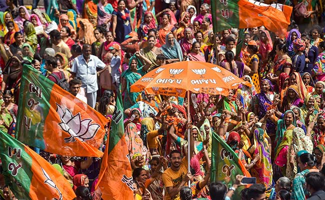 BJP To Launch Campaign To Highlight Trinamool Government's 'Failures'