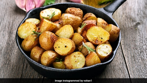 Top Five Favourite recipes, Indian Potato Recipes