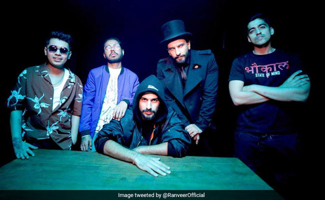 Ranveer Singh Just Launched His Own Music Label, IncInk. Details Here