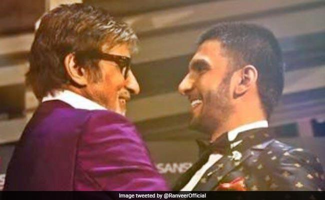 Amitabh Bachchan, Impressed By Gully Boy, Tried To 'Copy' Ranveer Singh But...