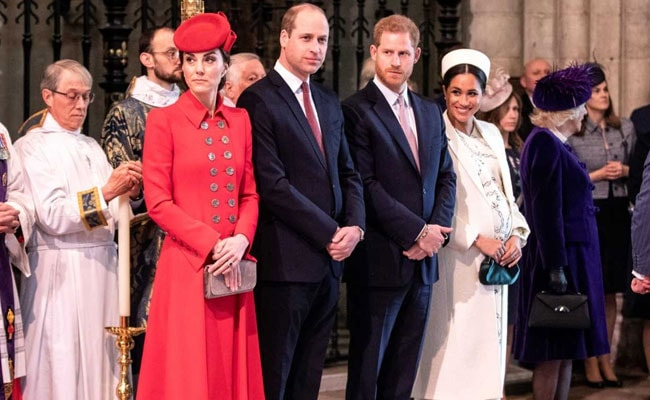 Prince Harry, Meghan Markle Removed From Royal Charity Website: Report