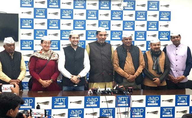 इन छह उम्मीदवारों के सहारे लोकसभा चुनाव में दिल्ली का दांव खेलेगी 'आप', आइये जानते हैं कौन हैं ये...