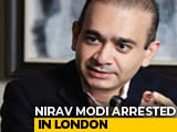 Video : Nirav Modi Arrested In London, To Be Produced In Court Shortly
