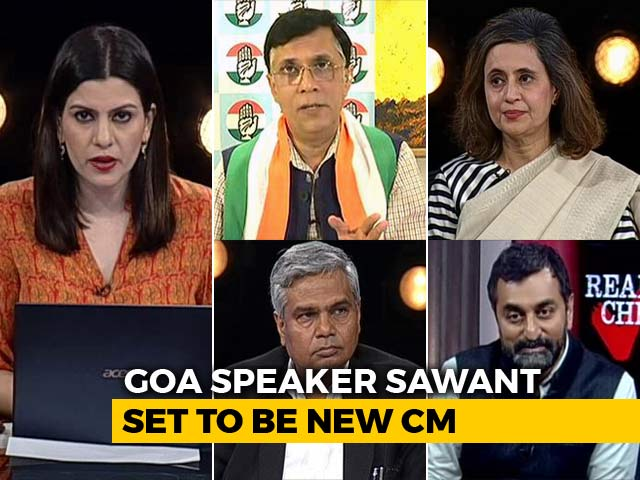 Video : BJP's Pramod Sawant Set To Be New Goa Chief Minister
