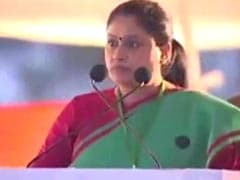 Actor Vijayashanti Likely To Swap Congress For BJP Ahead Of Hyderabad Polls