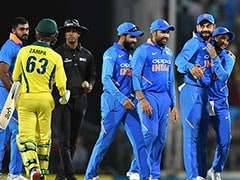 2nd ODI: Virat Kohli, Bowlers Shine As India Script Thrilling Win Against Australia