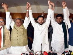 Bihar Mahagathbandhan Leaders Hold First Meeting Since Lok Sabha Poll
