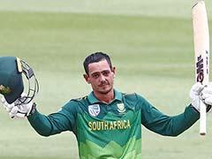 3rd ODI: Quinton De Kock Steers South Africa To Rain-Hit Win Against Sri Lanka