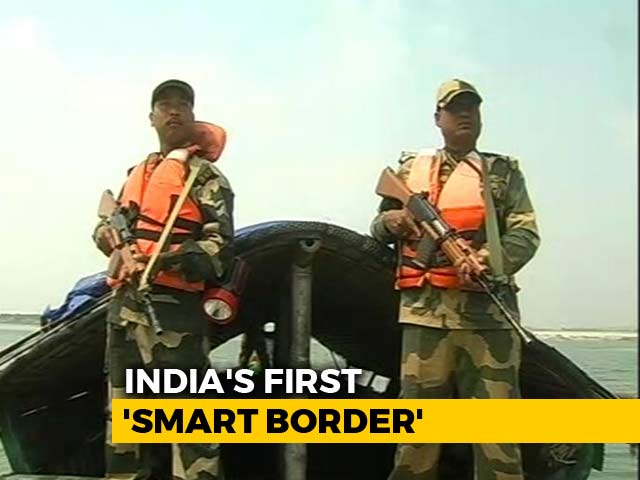 Video : Now, Technology To Keep Infiltrators At Bay Along India-Bangladesh Border