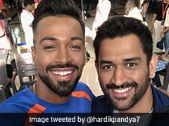 Hardik Pandya Starts IPL 2019 Training With MS Dhoni