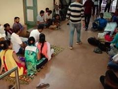 महात्मा गांधी अंतरराष्ट्रीय हिन्दी विश्वविद्यालय के छात्रों का धरना, बीएड-एमएड एकीकृत कोर्स को सीटेट और नेट के लिए मान्य करने की मांग
