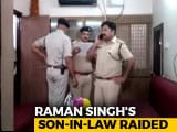 Video : Chhattisgarh Hospital Run By Raman Singh's Son-In-Law Raided, Hunt On