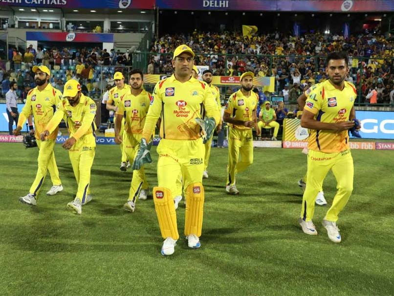 "MS Dhoni Highlights One Department Chennai Super Kings Can Never Be ""Great"" At"