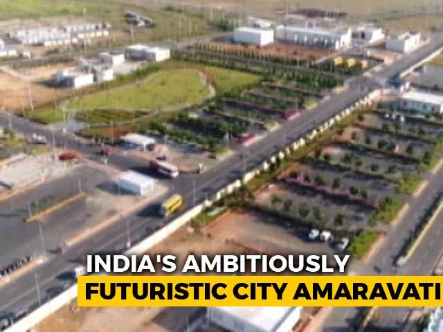 Video : Sponsored Feature: Amaravati, A People's City