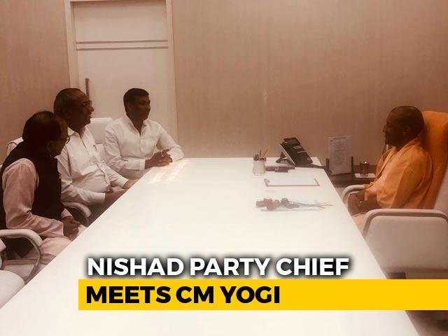 Video : Underdog Who Won In Yogi Adityanath's Gorakhpur, May Switch Over To BJP