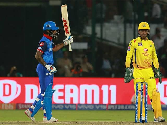 "Shikhar Dhawans Scoring Rate Not ""Ideal,"" Says Delhi Capitals Coach Ricky Ponting"