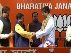 लोकसभा चुनाव 2019: पूर्व BJD नेता बैजयंत जय पांडा BJP में हुए शामिल, ओडिशा में पार्टी को मिलेगी मजबूती