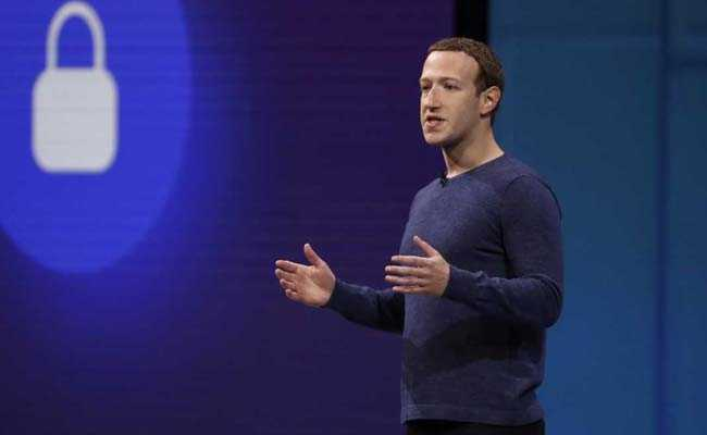 Zuckerberg Says Facebook's Future Is Going Big On Private, Secure Chats