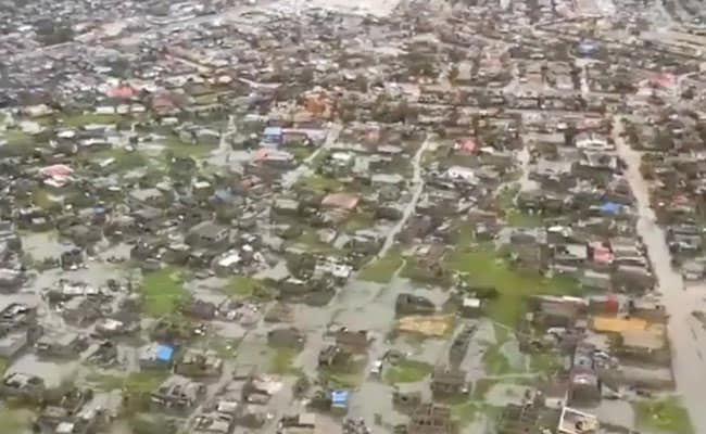 Cyclone Idai: India Provides Assistance To Mozambique