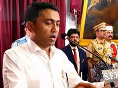 BJP's Pramod Sawant Takes Oath As Goa Chief Minister At 2 am: 10 Points