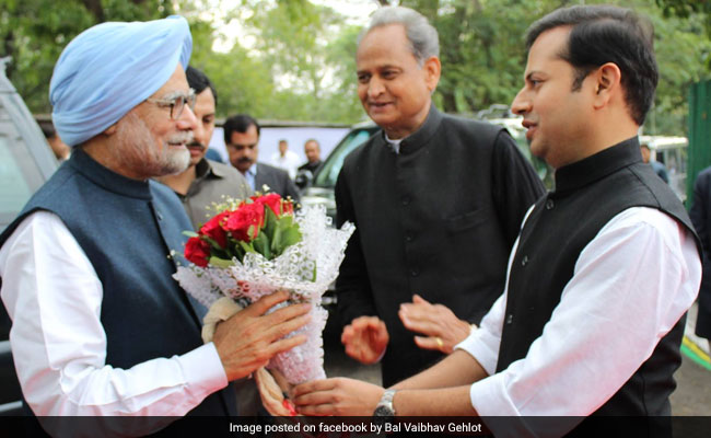 Lok Sabha Elections: Sons Of Ashok Gehlot, Jaswant Singh To Fight Key Rajasthan Battles For Congress