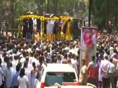 Thousands Throng Panaji Streets To Pay Last Respects To Manohar Parrikar