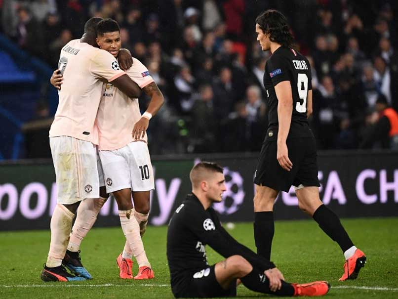 Manchester United Into Champions League Quarter-Finals After Last-Gasp Penalty At PSG