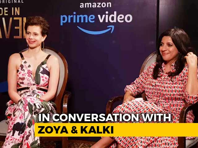 Video : Celebrating Women's Day With Kalki Koechlin & Zoya Akhtar