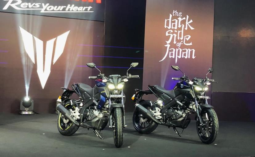 Yamaha MT-15 Launched In India, Priced At Rs. 1.36 Lakh