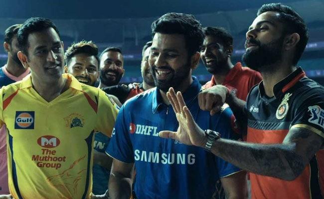IPL 2019: धोनी, रोहित और विराट को नाम बताने लगा ये खिलाड़ी तो बोले- नेम छोड़ गेम दिखा- देखें Video