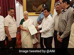 As BJP Tackles Demanding Goa Allies, Congress Meets Governor: 10 Points