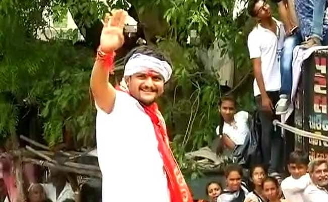 Patidar Leader Hardik Patel Likely To Join Congress On March 12: Report