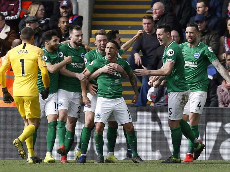 Premier League: Anthony Knockaert Gem Gives Brighton Bragging Rights Against Crystal Palace