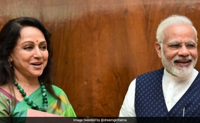 'People Will Vote For Me Not Only Because Of Bollywood But...': Hema Malini