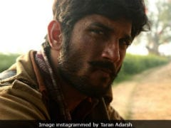 "<i>Sonchiriya</i>'s Sushant Singh Rajput Warns Fans Against ""Dubbed Version"" Of Film"