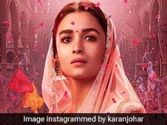 On Alia Bhatt's Birthday, Team <i>Kalank</i> Gift Fans A New Poster Of Roop