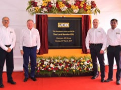 JCB To Invest Rs. 650 Crores For New Plant In India
