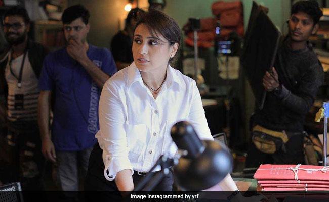 Trending: Rani Mukerji Stars Shooting For Mardaani 2