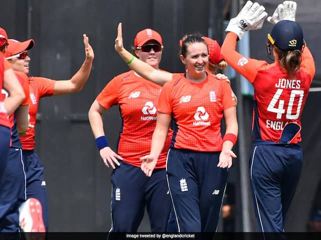 T20 Series: England Women Completed A 3-0 Whitewash Against India On Saturday