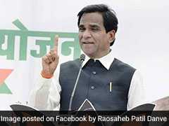 On Video, Maharashtra BJP Chief Seen Promising Money For Votes