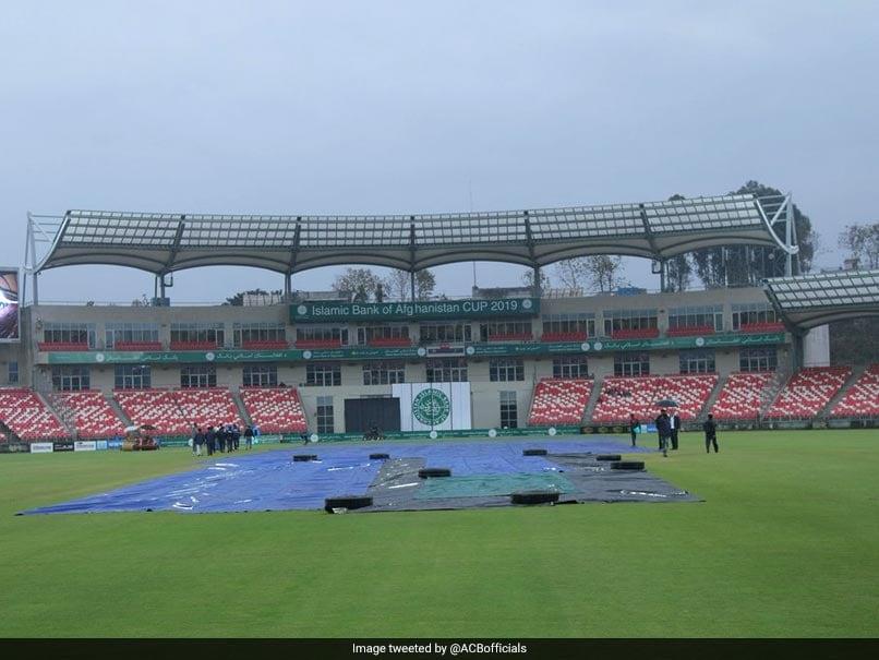 Afghanistan vs Ireland 2nd ODI Abandoned Due To Rain