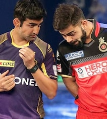 Virat Kohli Responds To Gautam Gambhir's 'Lucky To Survive' Jibe