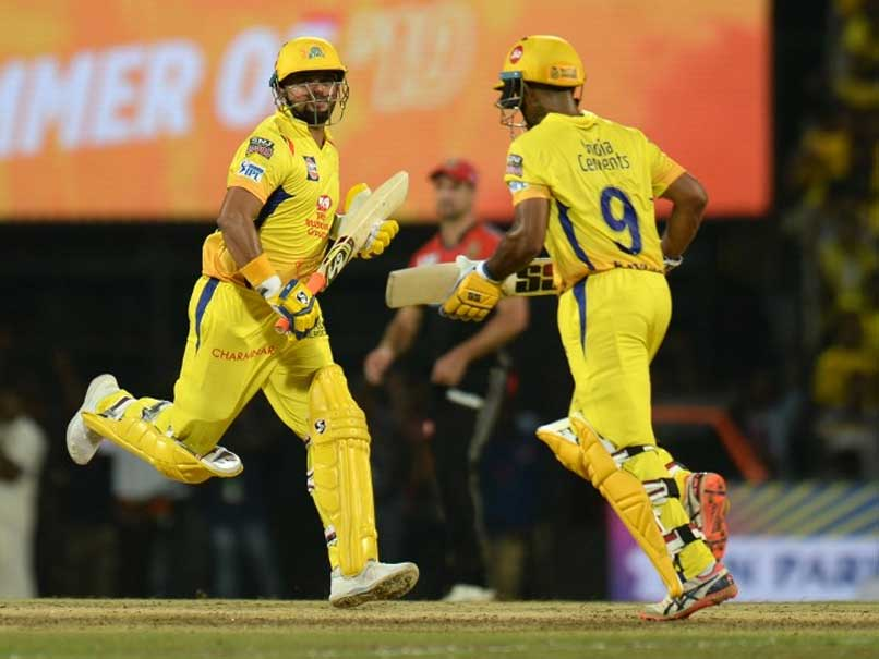IPL 2019: Chennai Super Kings Crush Royal Challengers Bangalore In A Low-Scoring Season Opener