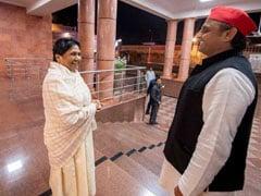 Akhilesh Yadav, Mayawati Meet As Priyanka Gandhi Visits Dalit Leader